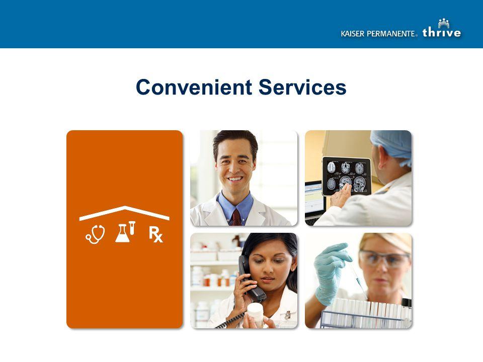 Convenient Services