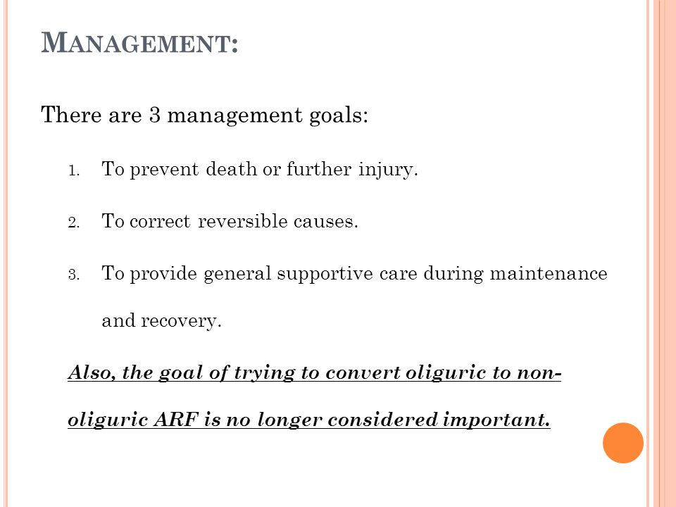 T REATMENT METHODS : Preventive Measures. Corrective and Supportive Measures.
