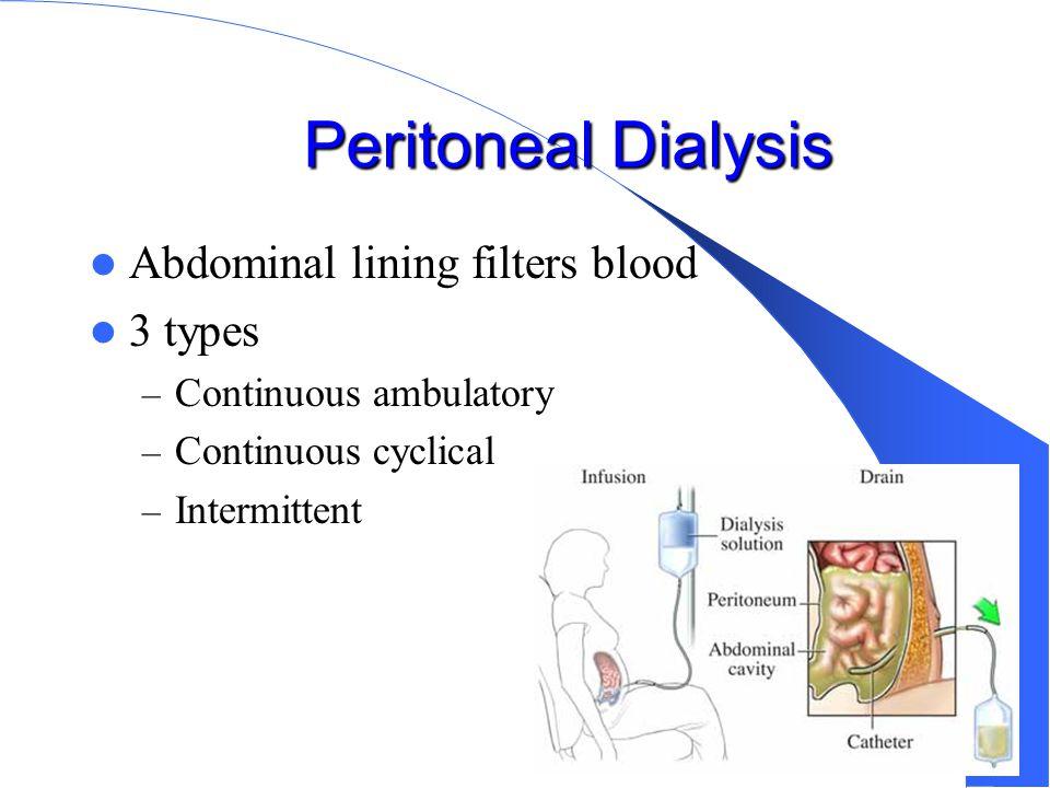 Access Problems AV graft thrombosis AV fistula or graft bleeding AV graft infection Steal Phenomenon – Early post-op – Ischemic distally – Apply small