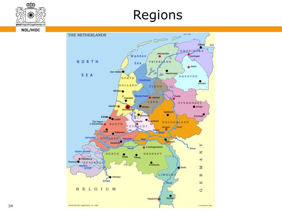 34 Regions