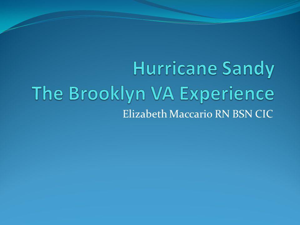 Elizabeth Maccario RN BSN CIC