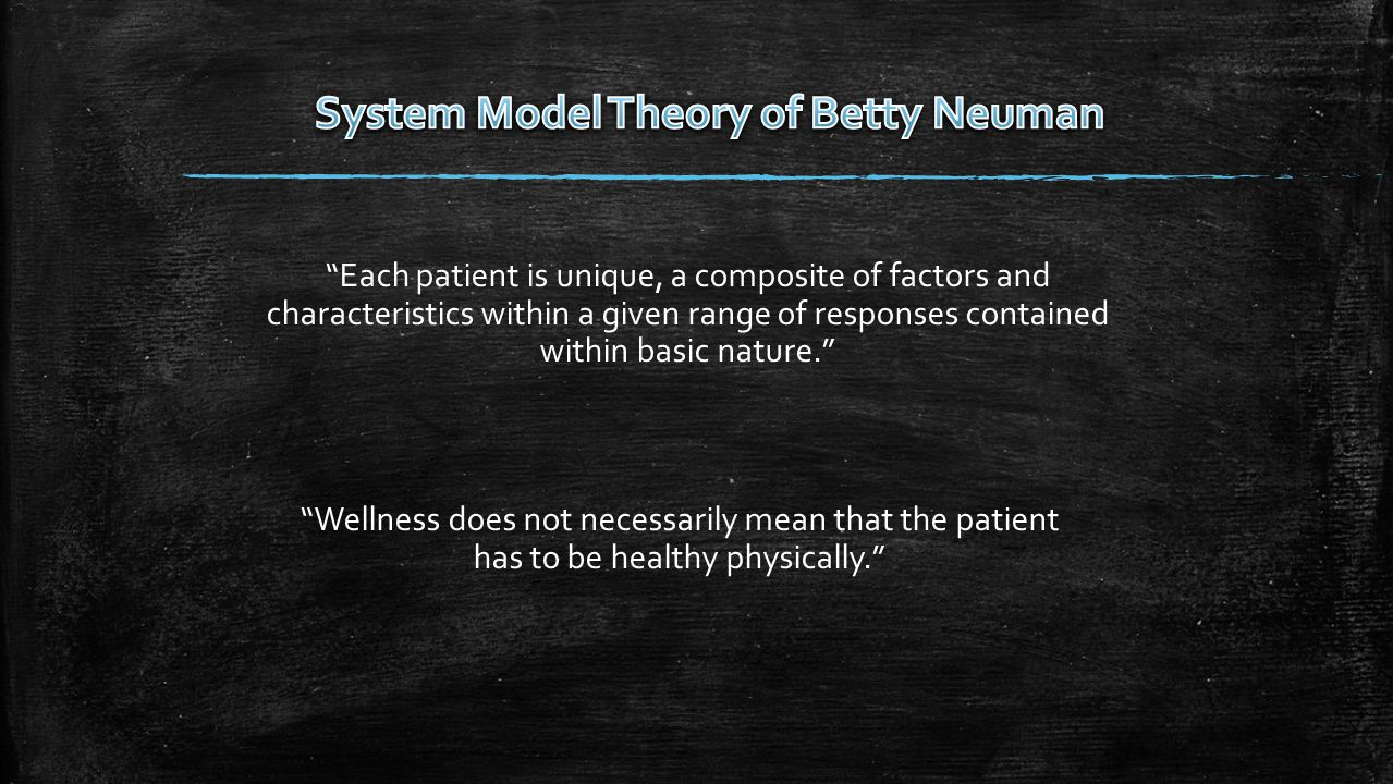 """""""Each patient is unique, a composite of factors and characteristics within a given range of responses contained within basic nature."""" """"Wellness does n"""