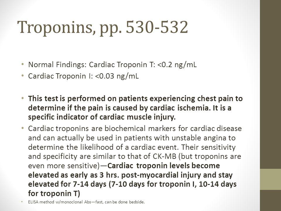 Troponins, pp.