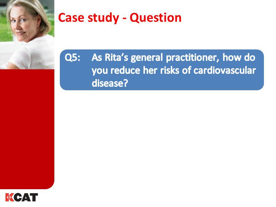 Case study - Question