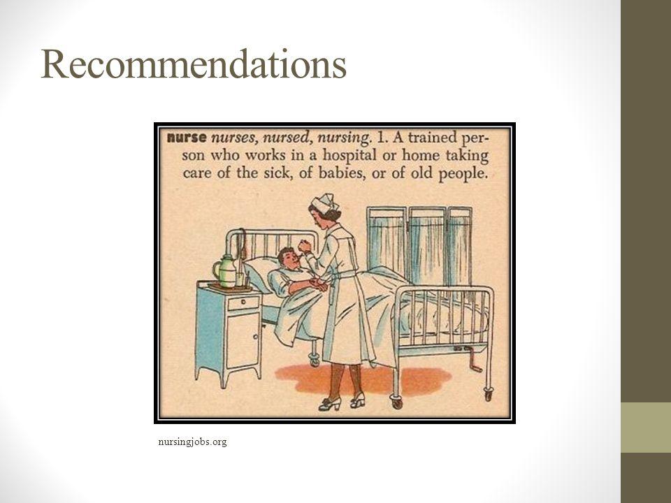 Recommendations nursingjobs.org
