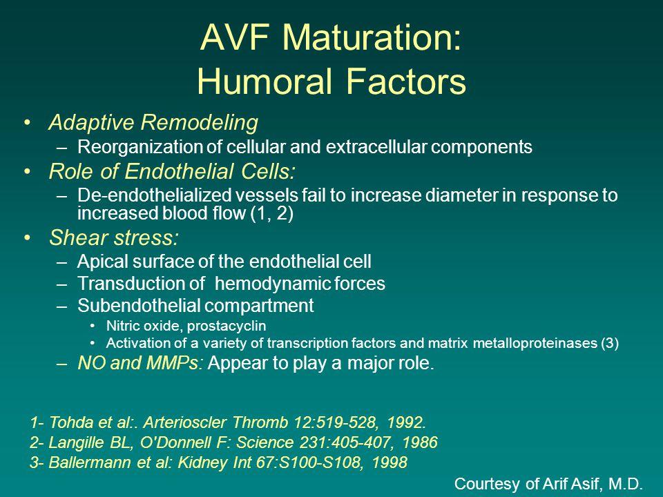 9 LUA Transposed Cephalic AVF: Delayed Maturation
