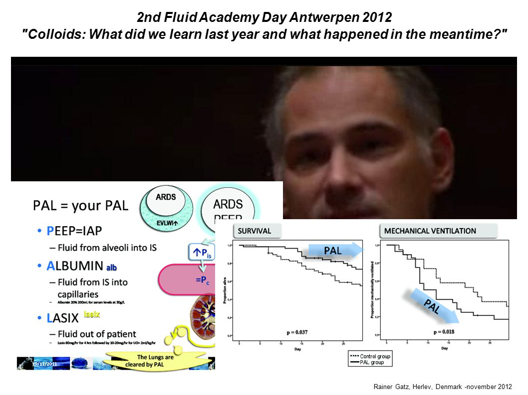 2nd Fluid Academy Day Antwerpen 2012 Colloids: What did we learn last year and what happened in the meantime Rainer Gatz, Herlev, Denmark -november 2012