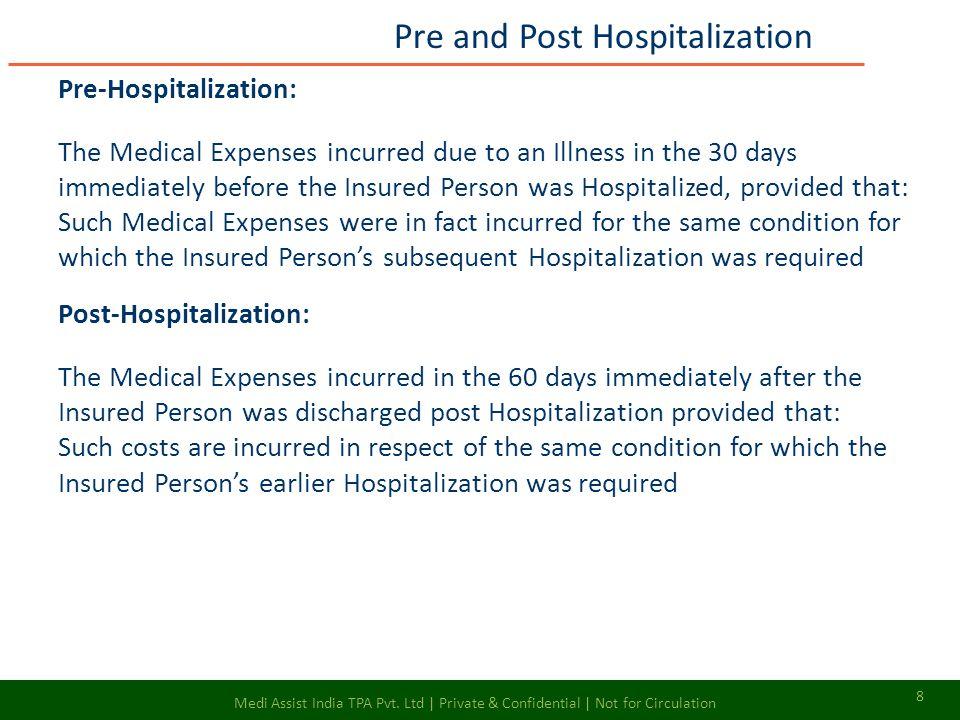 Escalation Matrix Medi Assist India TPA Pvt. Ltd | Private & Confidential | Not for Circulation 19
