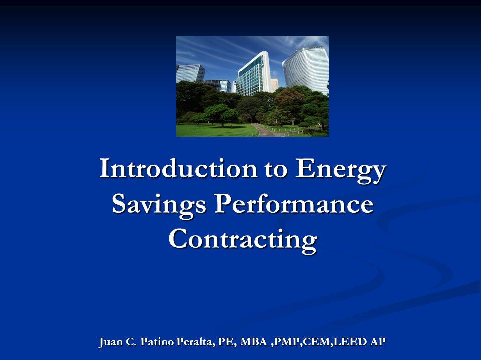 Objetivos del Seminario Discutir algunos conceptos importantes sobre la industria y la energía.