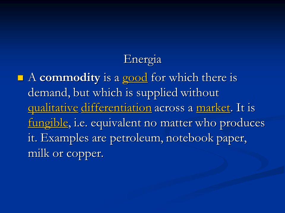 Energia Se ha convertido en un riesgo por el aumento y la variación en el precio.