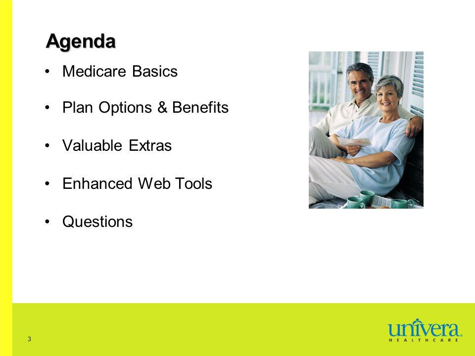 34 Why Univera Healthcare.