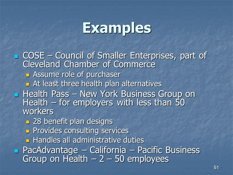 51 Examples COSE – Council of Smaller Enterprises, part of Cleveland Chamber of Commerce COSE – Council of Smaller Enterprises, part of Cleveland Cham