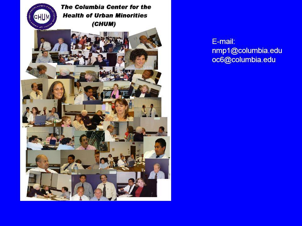 E-mail: nmp1@columbia.edu oc6@columbia.edu