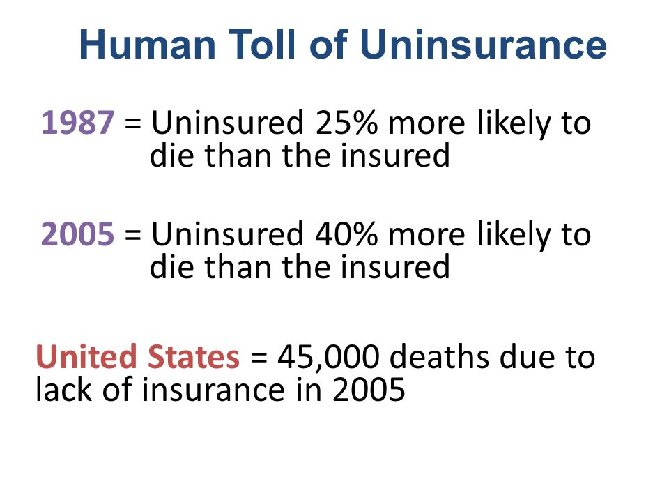 Insurance Coverage Better in Massachusetts, but Unsustainable