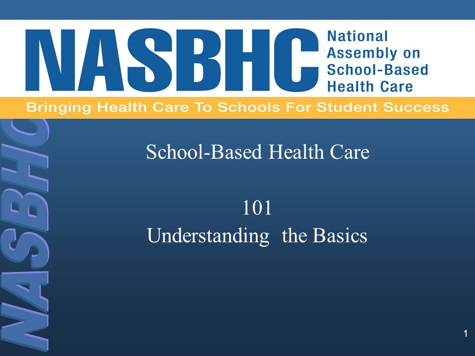 12 Why School-Based Health Centers.