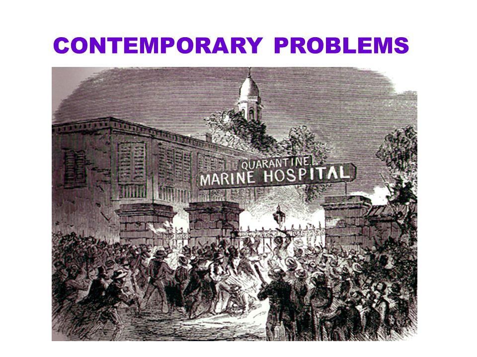 CONTEMPORARY PROBLEMS