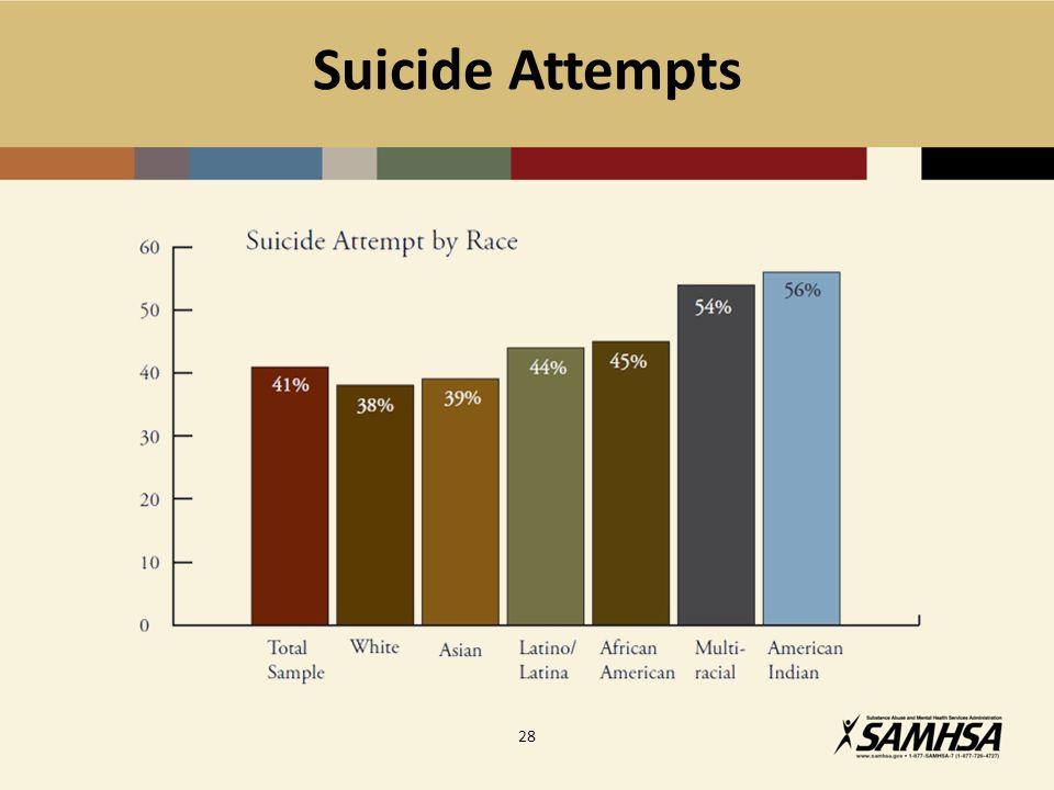 Suicide Attempts 28