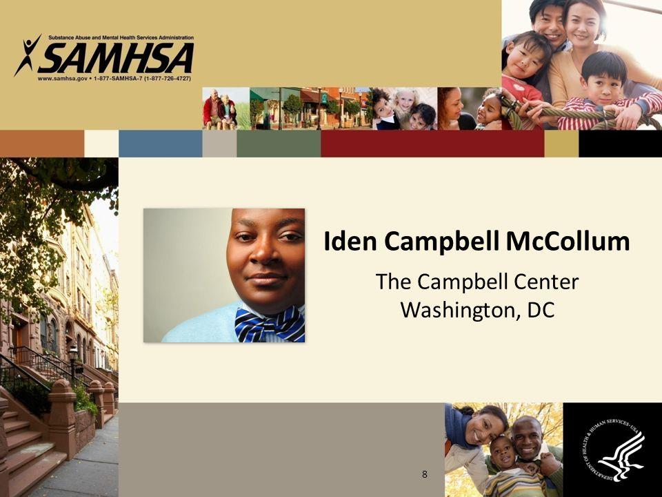 Iden Campbell McCollum The Campbell Center Washington, DC 8