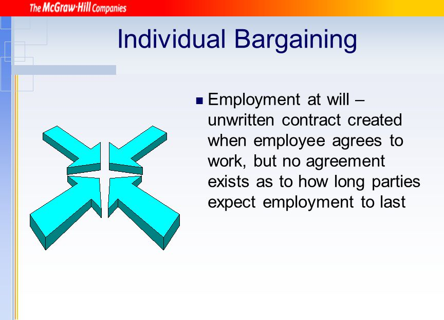 Union Security Closed Shop -Arrangement whereby union membership is a prerequisite to employment Union Shop - Requires that all employees become members of the union after a specified period Maintenance of Membership - Must continue their memberships until the termination of the agreement