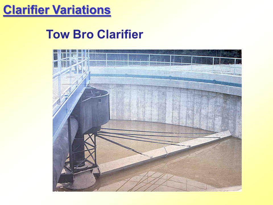 Tow Bro Clarifier Clarifier Variations