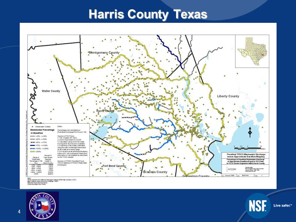 4 Harris County Texas