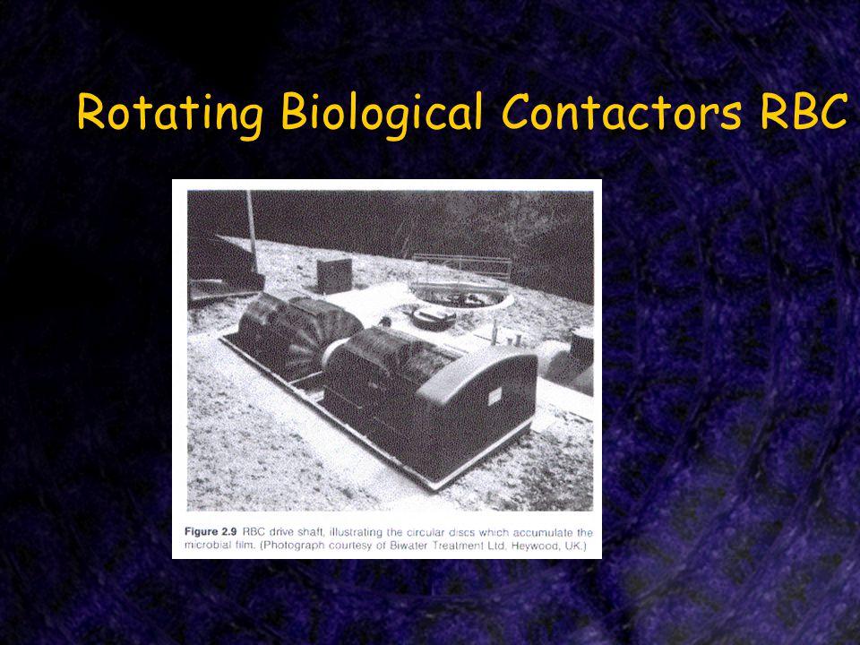 Rotating Biological Contactors RBC