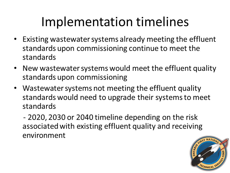 Combined Sewer Overflow Report Must be submitted by those having at least one combined sewer overflow point Required once a year For each CSO point that deposited effluent because of precipitation – Volume or estimated volume and number of days when effluent was deposited for each month – A statement indicating that no CSO occurred Record-keeping requirements
