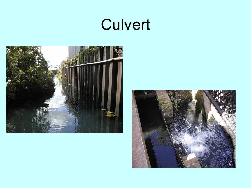 Culvert