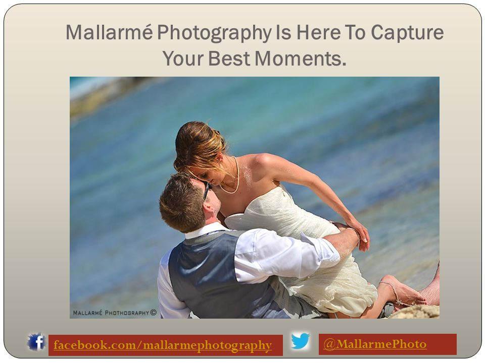 Mallarmé Photography, Fashion and Wedding Photographer For Elegant Memories Of Your Wedding.