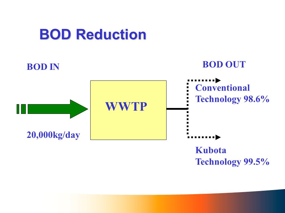 OPTION CHOSEN To expand treatment capacity from 15,000Kgs COD to 30,000kgs/Day, 2 limiting factors: Oxygen Transfer in aeration basin And the inabilit