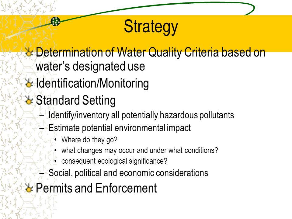 National Environmental Policy Act (1969): The 1969 National Environmental Policy Act established the National Environmental Protection Agency (USEPA).