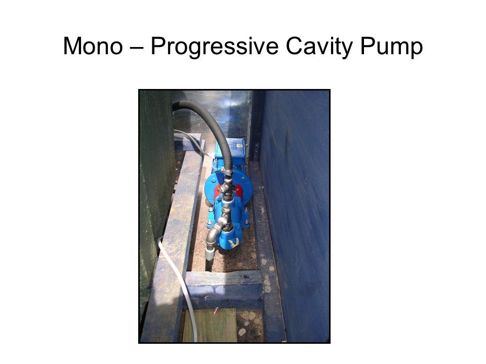 Mono – Progressive Cavity Pump