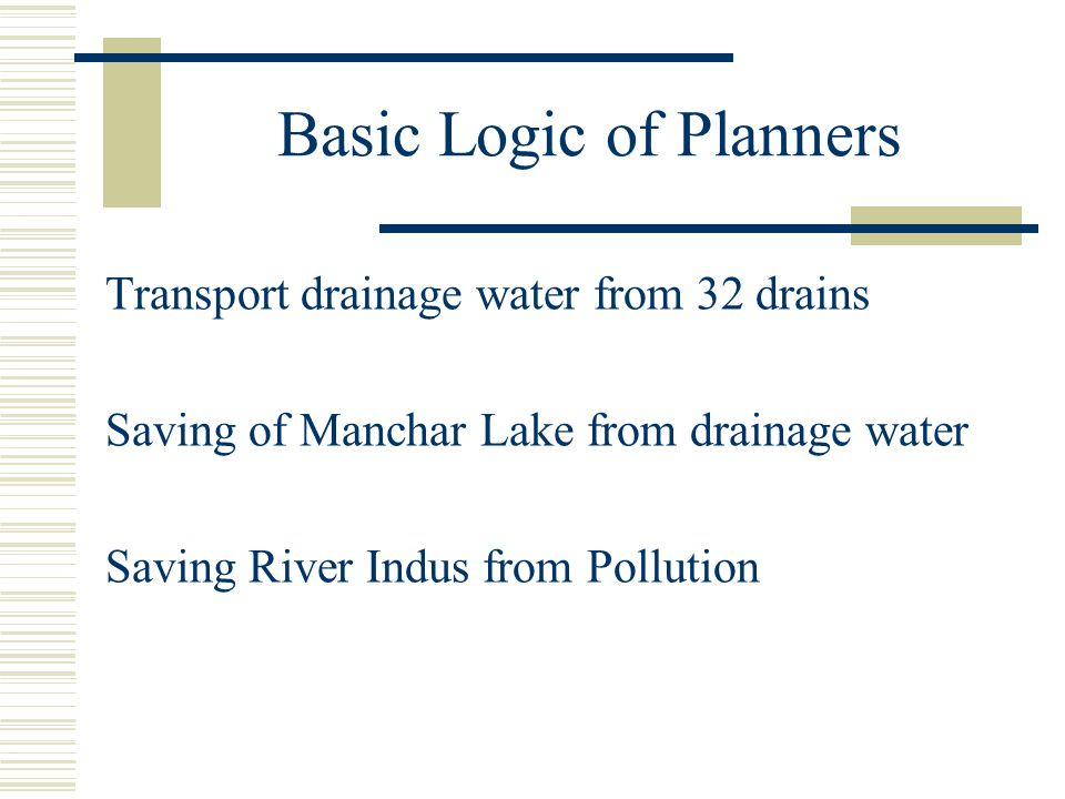 Reason to Ask.Why toxic drainage effluent disposed in Manchar.