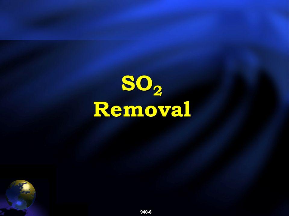940-6 SO 2 Removal
