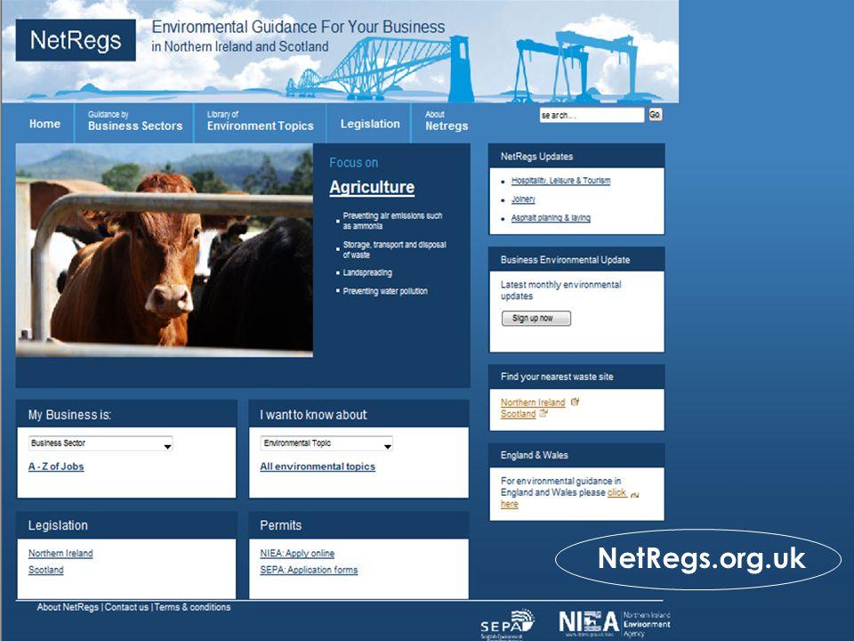 NetRegs.org.uk