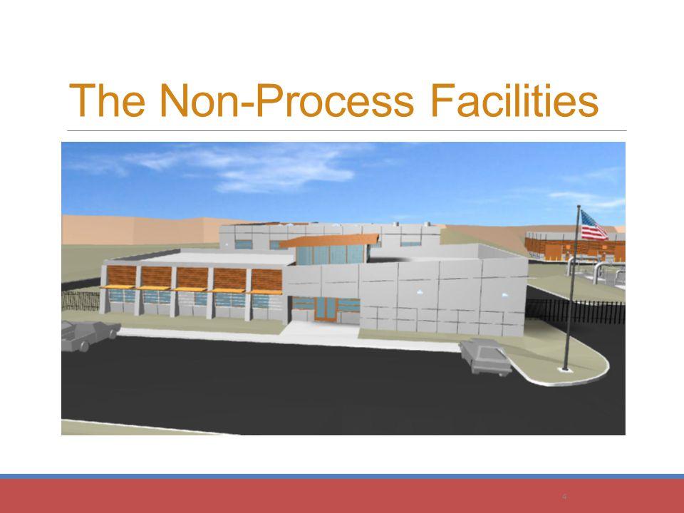 The Non-Process Facilities 4