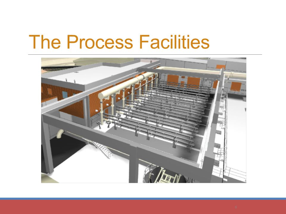 The Process Facilities 6