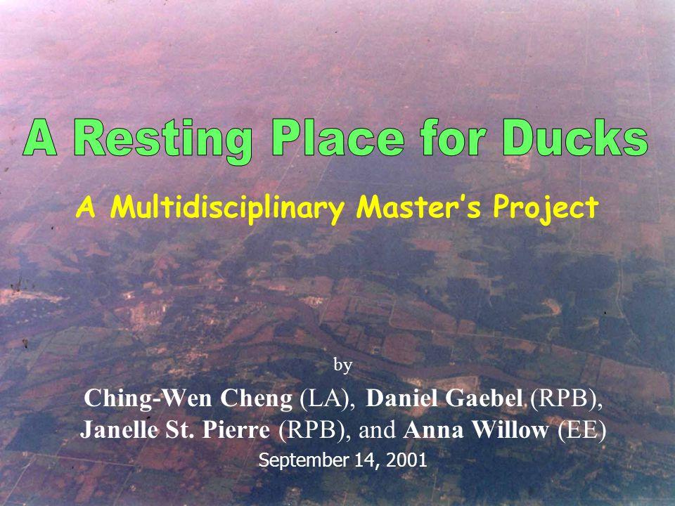 by Ching-Wen Cheng (LA), Daniel Gaebel (RPB), Janelle St.