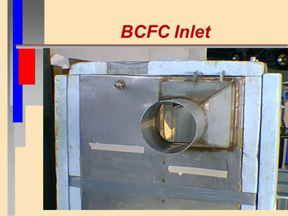 BCFC Inlet