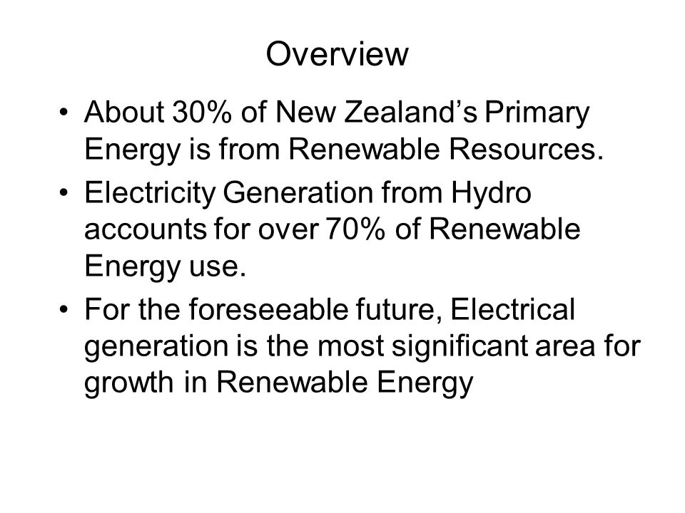 North Island Geothermal Resources