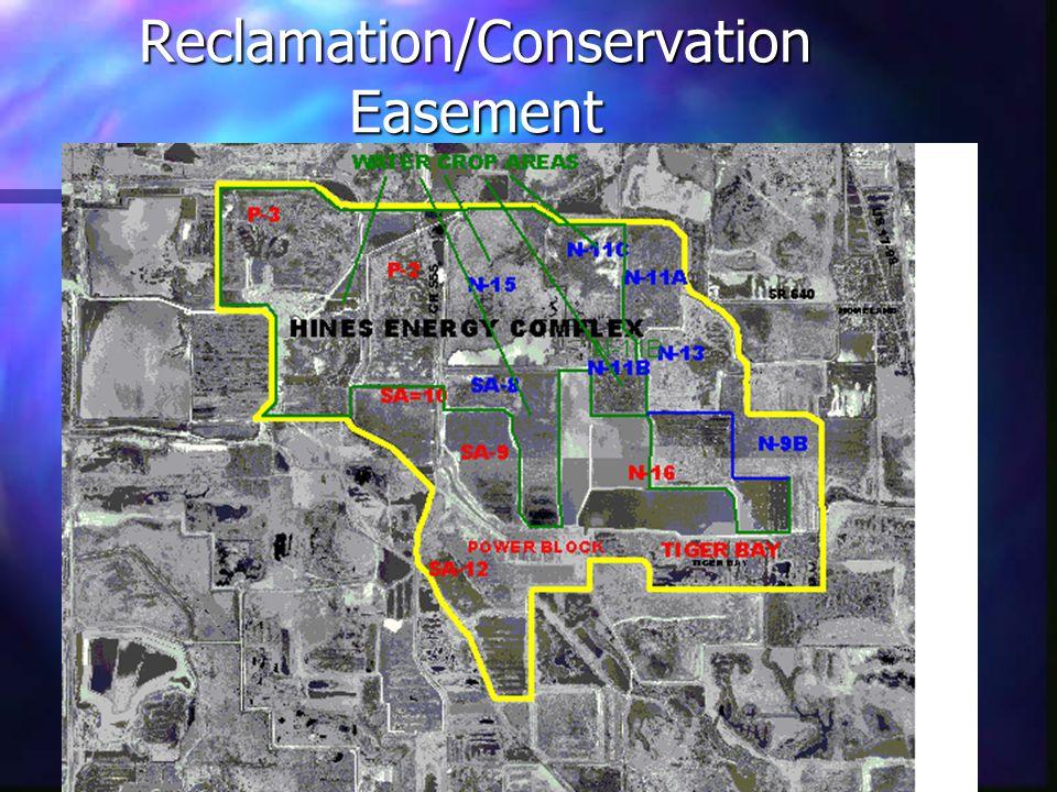 Reclamation/Conservation Easement