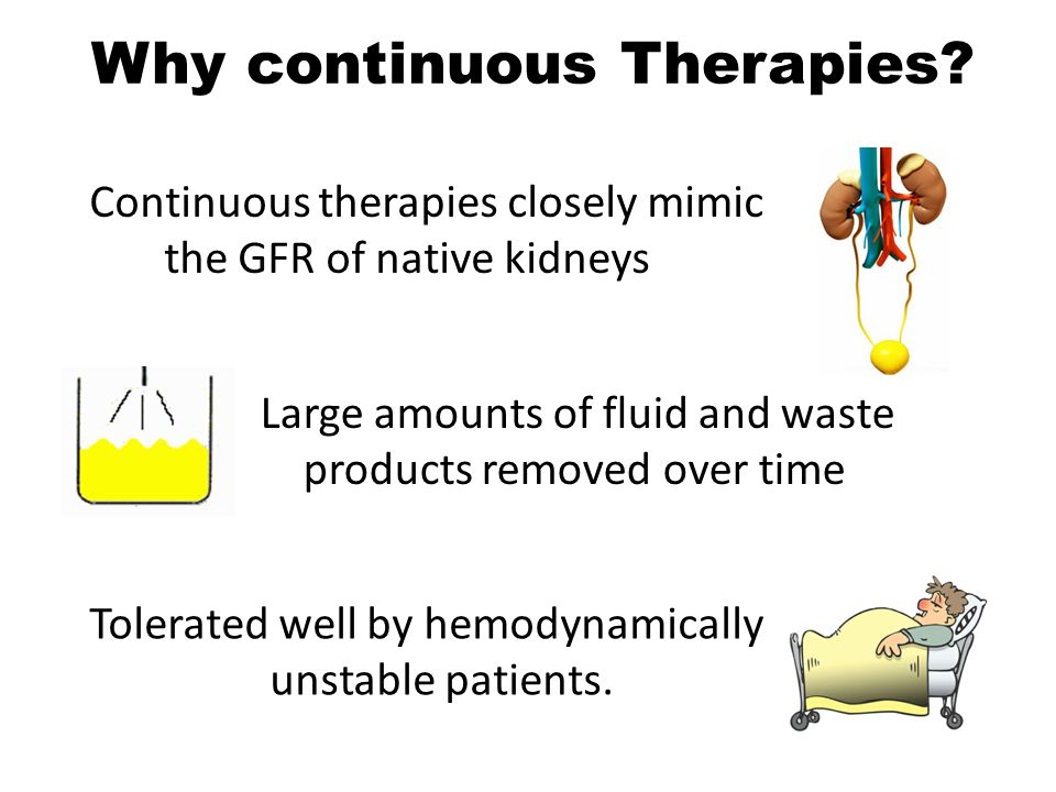 Filter clotting is the Achilles heel of CRRT and causes hours of lost therapy.