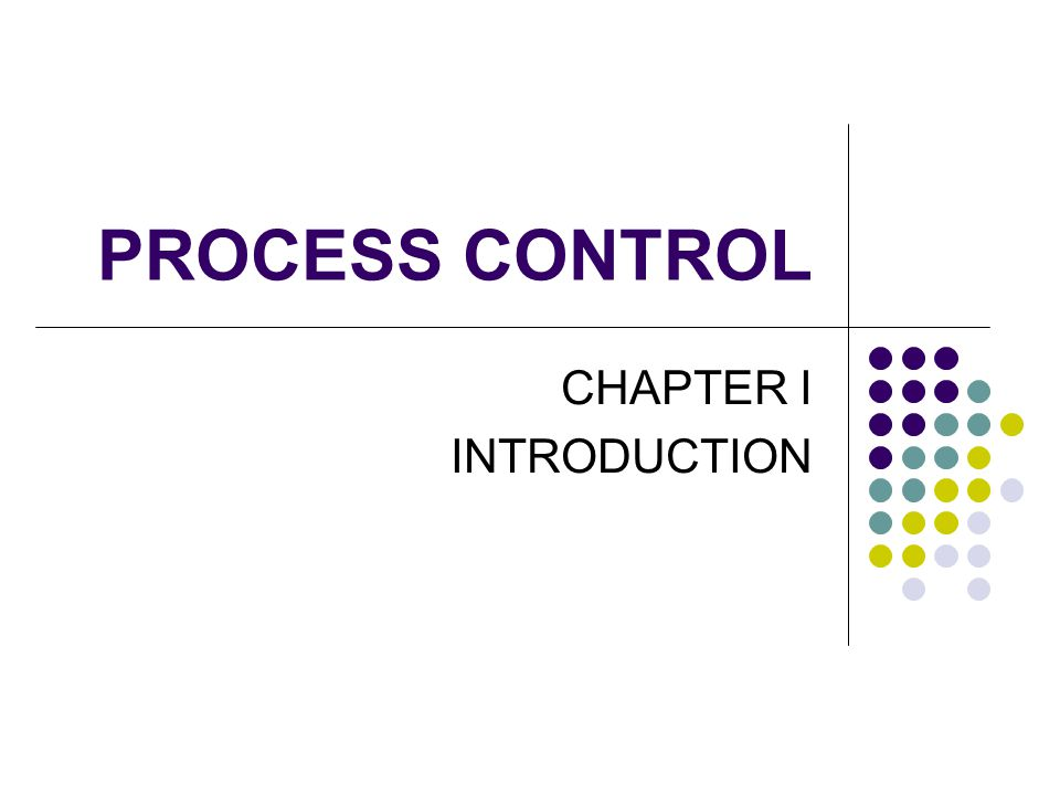 For any system, definition of manipulated and controlled variables can only be made depending on specified control structures.