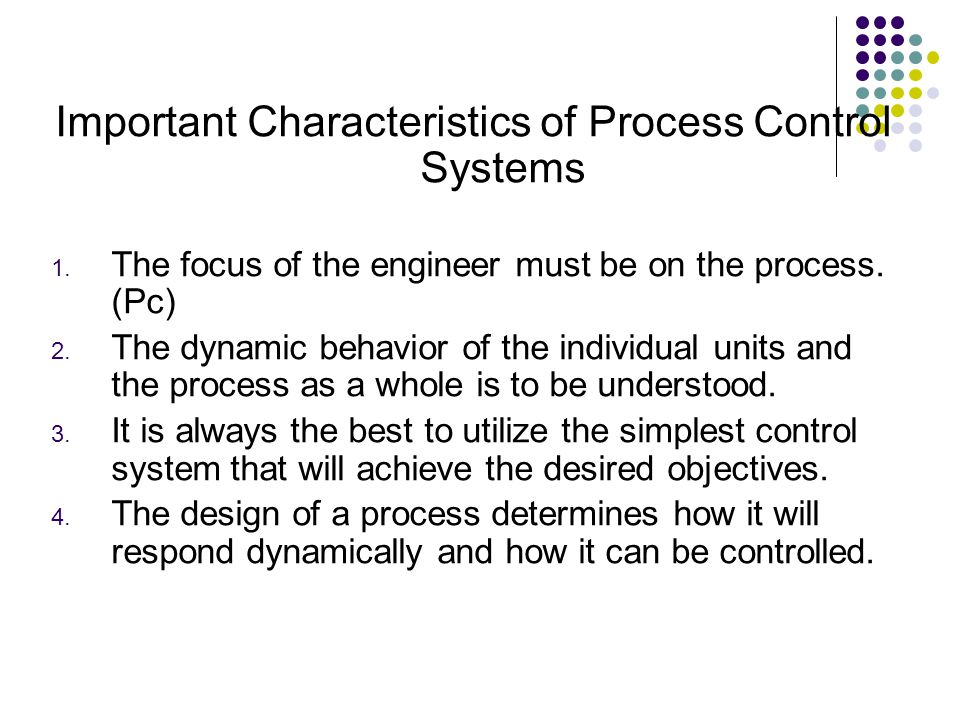 3.Why is Control Possible.