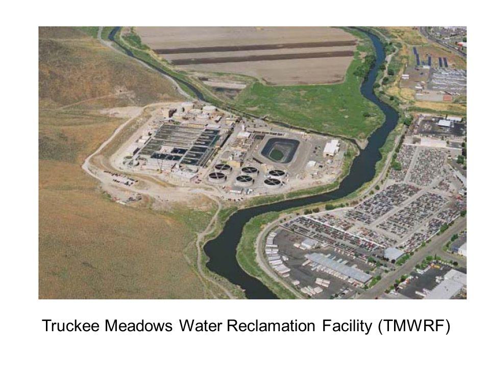 Truckee Meadows Water Reclamation Facility (TMWRF)