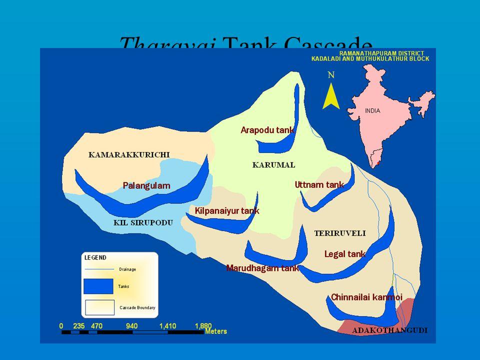 Tharavai Tank Cascade