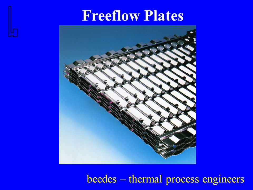 beedes – thermal process engineers Freeflow Plates