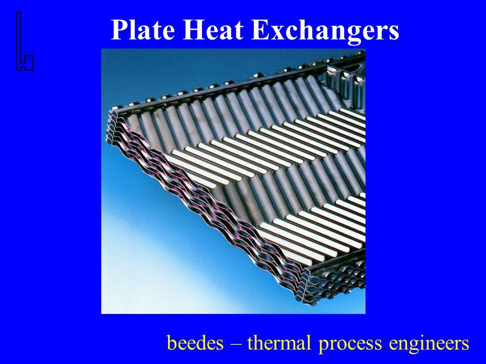 beedes – thermal process engineers Plate Heat Exchangers
