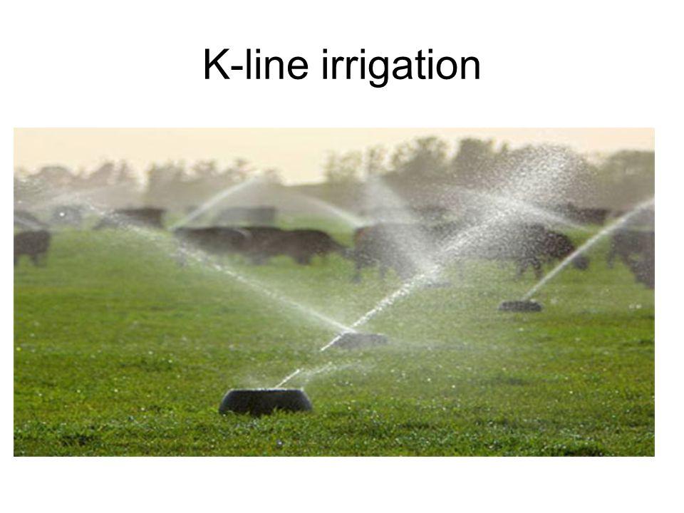 K-line irrigation