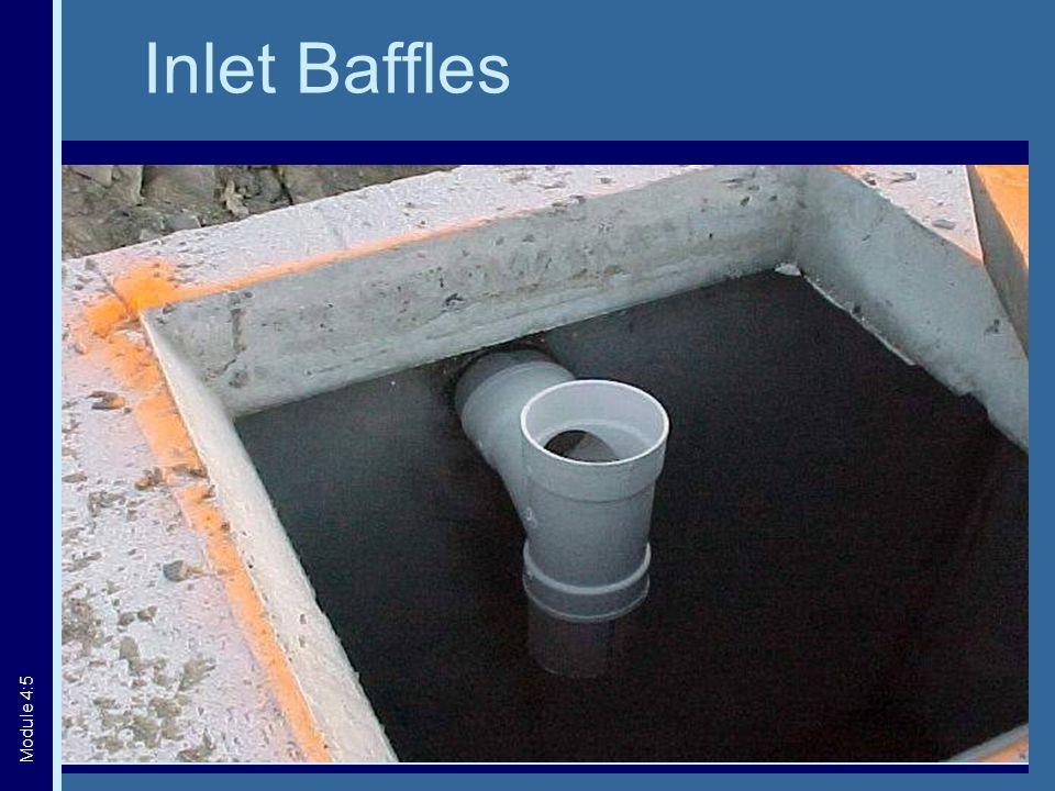 Inlet Baffles Module 4:5